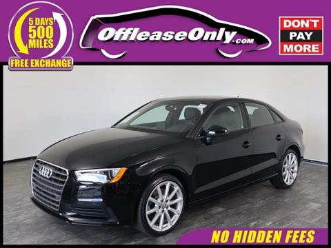 2016 Audi A3 for sale in North Lauderdale, FL