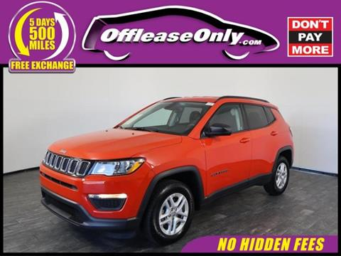 2018 Jeep Compass for sale in North Lauderdale, FL