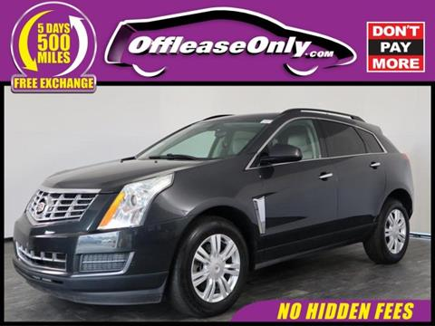 2015 Cadillac SRX for sale in North Lauderdale, FL