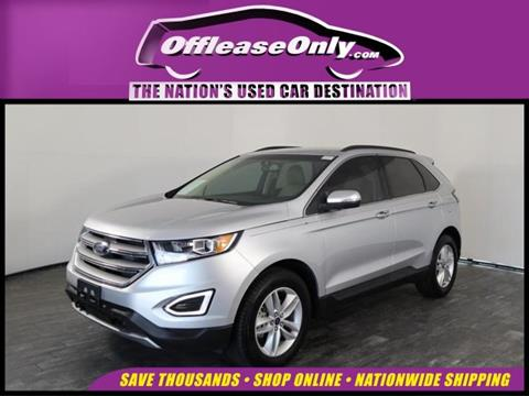 2018 Ford Edge for sale in North Lauderdale, FL