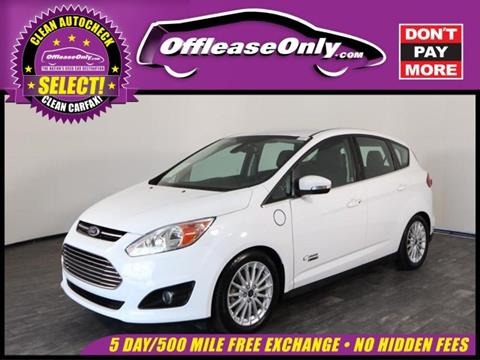 2016 Ford C-MAX Energi for sale in North Lauderdale, FL