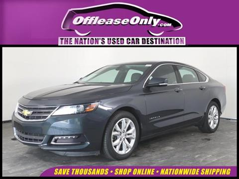 2018 Chevrolet Impala for sale in North Lauderdale, FL