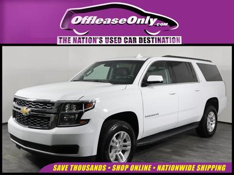 2018 Chevrolet Suburban for sale in North Lauderdale, FL