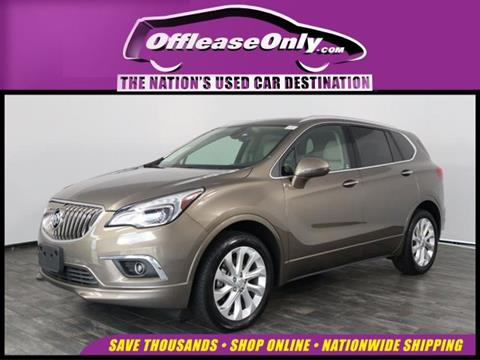 2016 Buick Envision for sale in North Lauderdale, FL