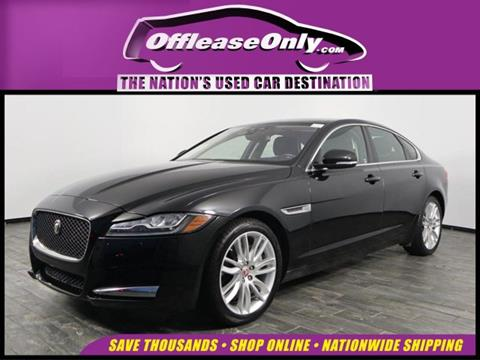 2016 Jaguar XF for sale in North Lauderdale, FL