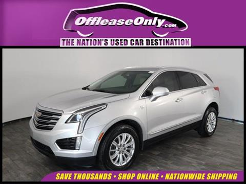 2017 Cadillac XT5 for sale in North Lauderdale, FL