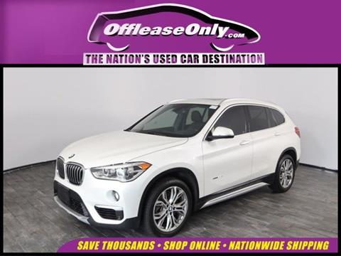 2016 BMW X1 for sale in North Lauderdale, FL