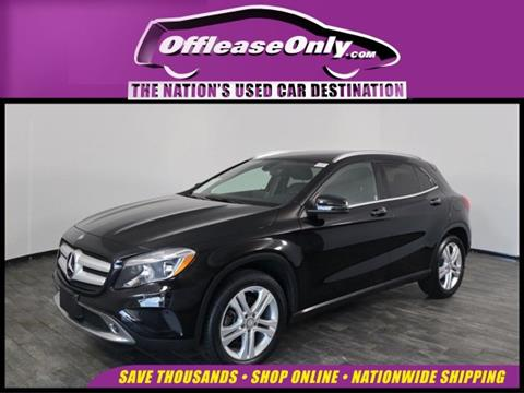 2016 Mercedes-Benz GLA for sale in North Lauderdale, FL