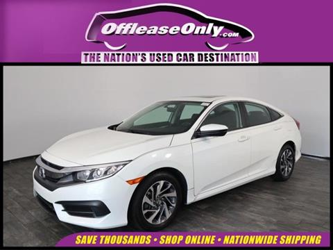 2018 Honda Civic for sale in North Lauderdale, FL