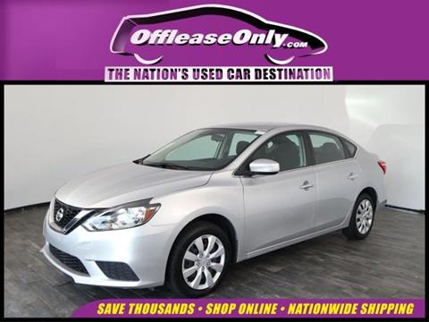 2017 Nissan Sentra for sale in North Lauderdale, FL
