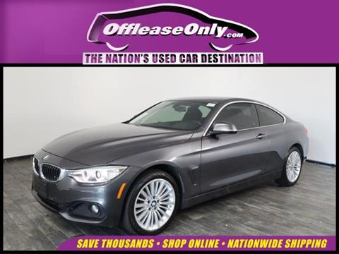 2016 BMW 4 Series for sale in North Lauderdale, FL