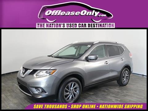 2016 Nissan Rogue for sale in North Lauderdale, FL