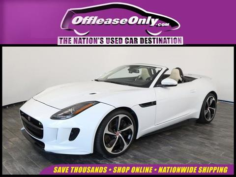 2016 Jaguar F-TYPE for sale in North Lauderdale, FL