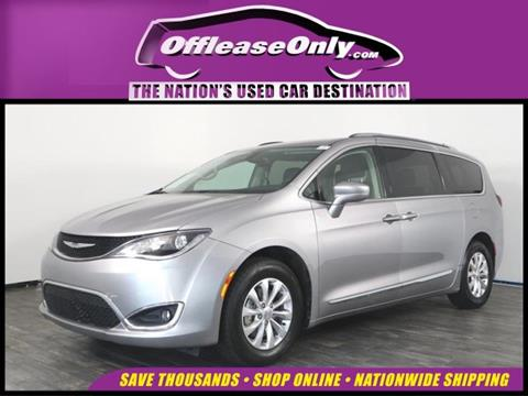 2018 Chrysler Pacifica for sale in North Lauderdale, FL