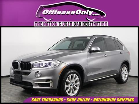 2016 BMW X5 for sale in North Lauderdale, FL