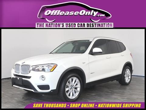 2017 BMW X3 for sale in North Lauderdale, FL