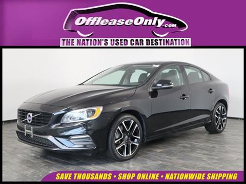 2017 Volvo S60 for sale in North Lauderdale, FL