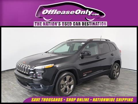 2016 Jeep Cherokee for sale in North Lauderdale, FL