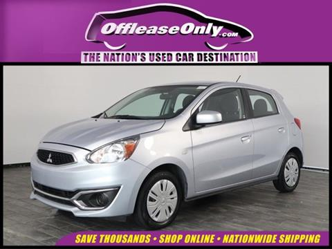 2018 Mitsubishi Mirage for sale in North Lauderdale, FL