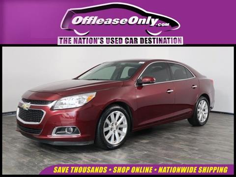2016 Chevrolet Malibu Limited for sale in North Lauderdale, FL