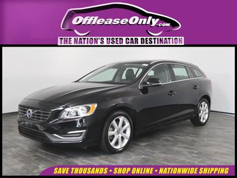 2017 Volvo V60 for sale in North Lauderdale, FL