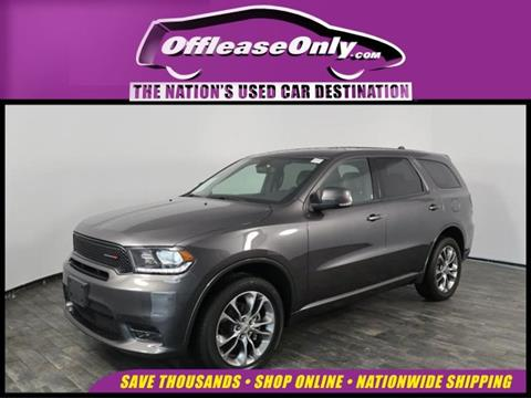 2019 Dodge Durango for sale in North Lauderdale, FL