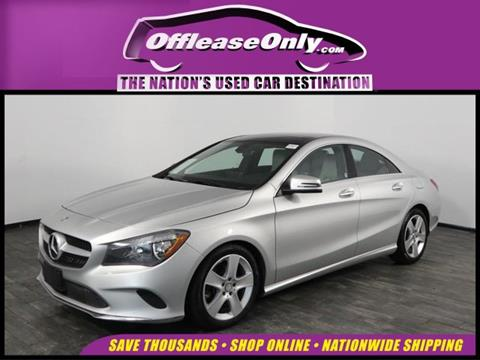 2017 Mercedes-Benz CLA for sale in North Lauderdale, FL