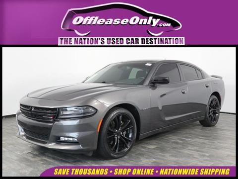 2016 Dodge Charger for sale in North Lauderdale, FL