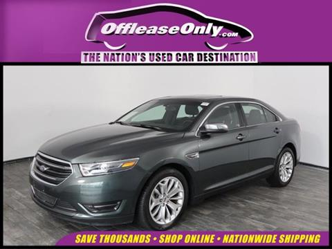 2016 Ford Taurus for sale in North Lauderdale, FL