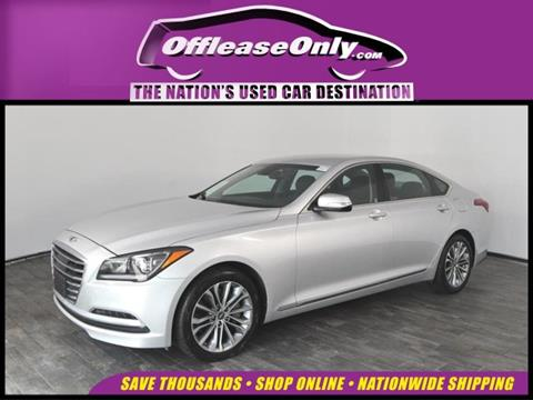 2017 Genesis G80 for sale in North Lauderdale, FL