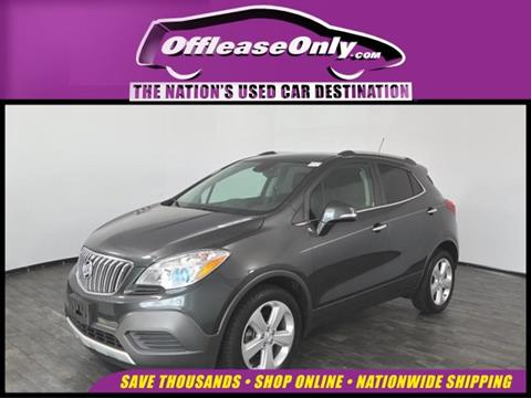 2016 Buick Encore for sale in North Lauderdale, FL