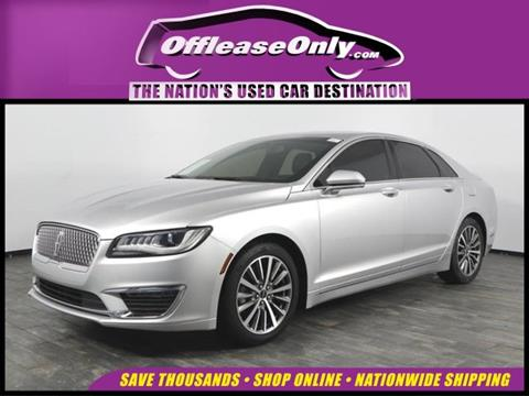 2017 Lincoln MKZ Hybrid for sale in North Lauderdale, FL