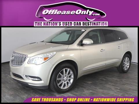2016 Buick Enclave for sale in North Lauderdale, FL