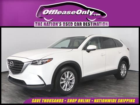 2016 Mazda CX-9 for sale in North Lauderdale, FL