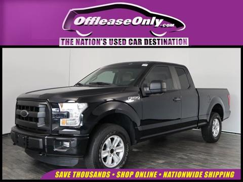 2016 Ford F-150 for sale in North Lauderdale, FL