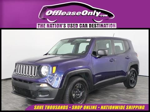 2017 Jeep Renegade for sale in North Lauderdale, FL