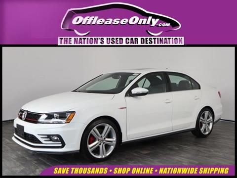 2017 Volkswagen Jetta for sale in North Lauderdale, FL