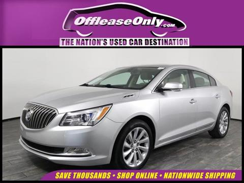 2016 Buick LaCrosse for sale in North Lauderdale, FL