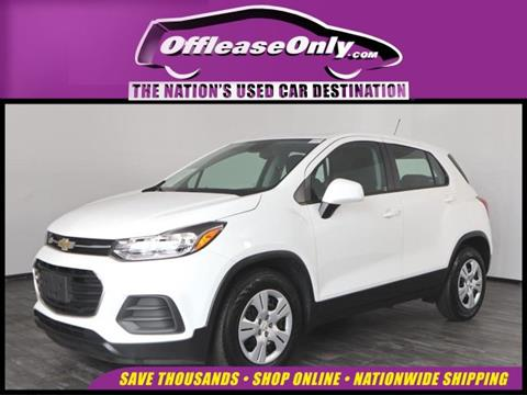 2017 Chevrolet Trax for sale in North Lauderdale, FL