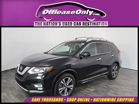 2018 Nissan Rogue for sale in North Lauderdale, FL