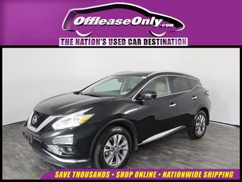 2016 Nissan Murano for sale in North Lauderdale, FL
