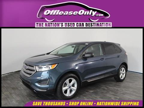2016 Ford Edge for sale in North Lauderdale, FL