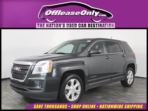 2017 GMC Terrain for sale in North Lauderdale, FL