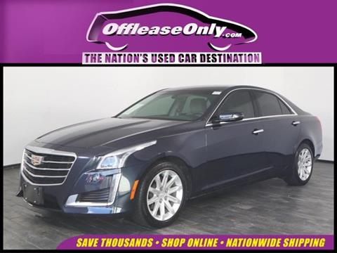 2016 Cadillac CTS for sale in North Lauderdale, FL