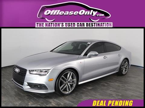 2016 Audi A7 for sale in North Lauderdale, FL