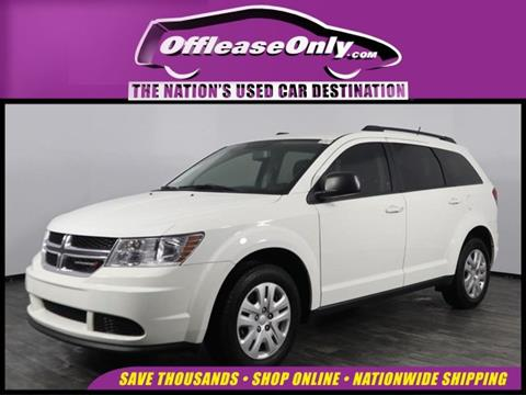 2016 Dodge Journey for sale in North Lauderdale, FL