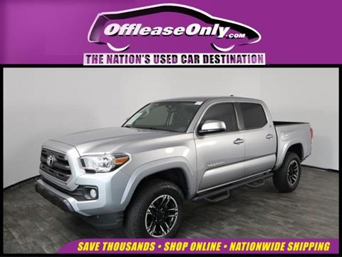 2017 Toyota Tacoma for sale in North Lauderdale, FL