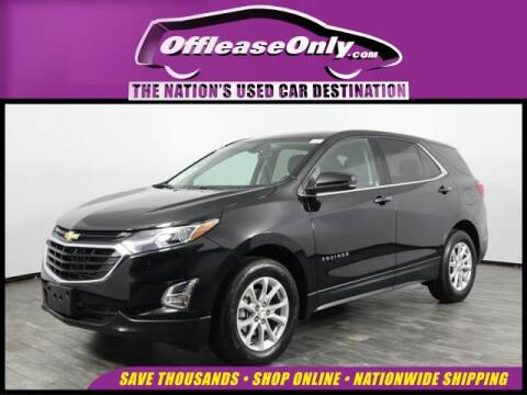 2018 Chevrolet Equinox for sale in North Lauderdale, FL