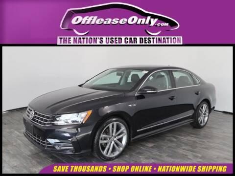 2017 Volkswagen Passat for sale in North Lauderdale, FL