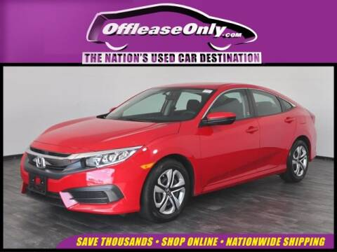 2016 Honda Civic for sale in North Lauderdale, FL